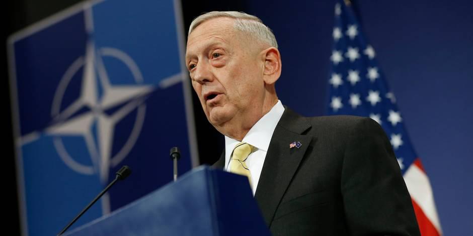 Pourquoi James Mattis, le chef du Pentagone, durcit-il le ton à l'égard de la Russie?