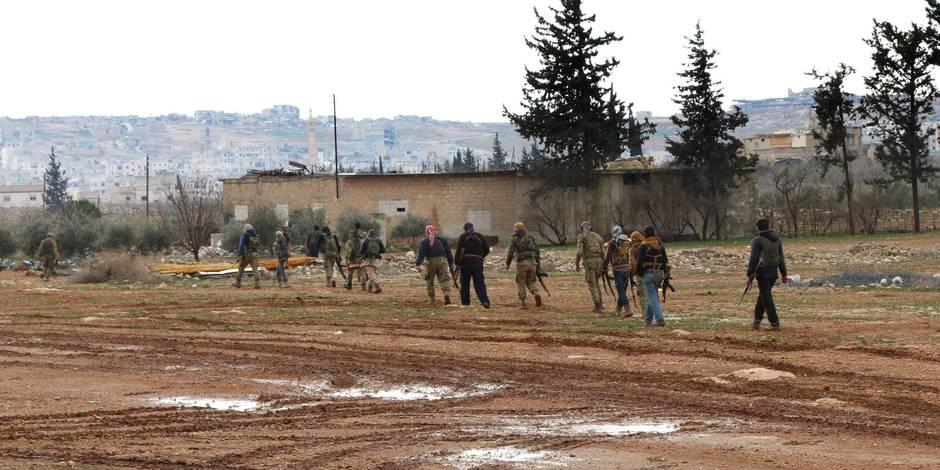 34 personnes tuées par des bombardements turcs à Al-Bab, en Syrie: Civils ou terroristes?