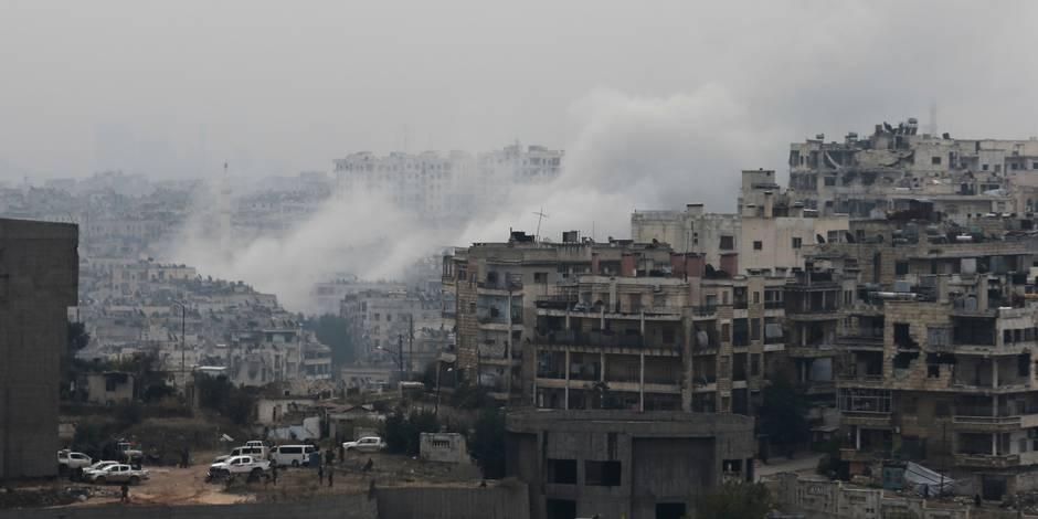 En Syrie, les Etats-Unis ont utilisé des obus à l'uranium appauvri contre l'EI