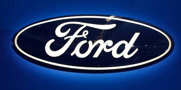 Ford ne pliera pas face à Trump: Deux usines ouvriront au Mexique cette année - La Libre