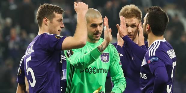Ruben a réussi son entrée avec Anderlecht (VIDEOS) - La Libre