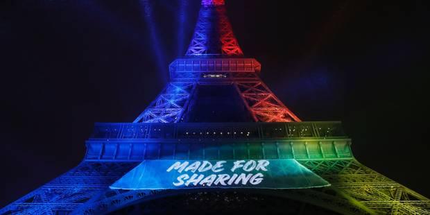 """Le slogan des JO 2024 à Paris fait polémique: """"Une faute, une ânerie, une erreur"""" - La Libre"""