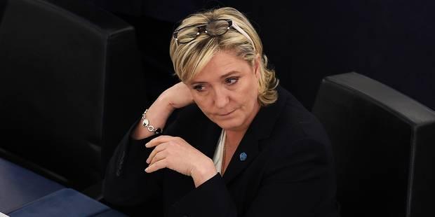 Marine Le Pen dépose plainte à Bruxelles contre l'organisme anti-fraude de l'UE - La Libre