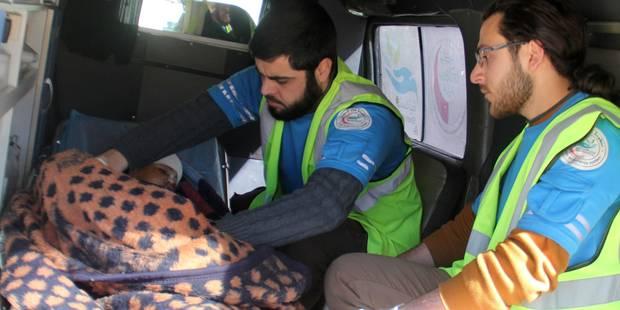 Des funérailles interrompues par des tirs du régime en Syrie: Au moins 16 morts - La Libre