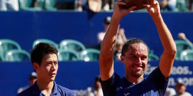 Buenos Aires: Dolgopolov bat Nishikori en finale et créé la surprise - La Libre