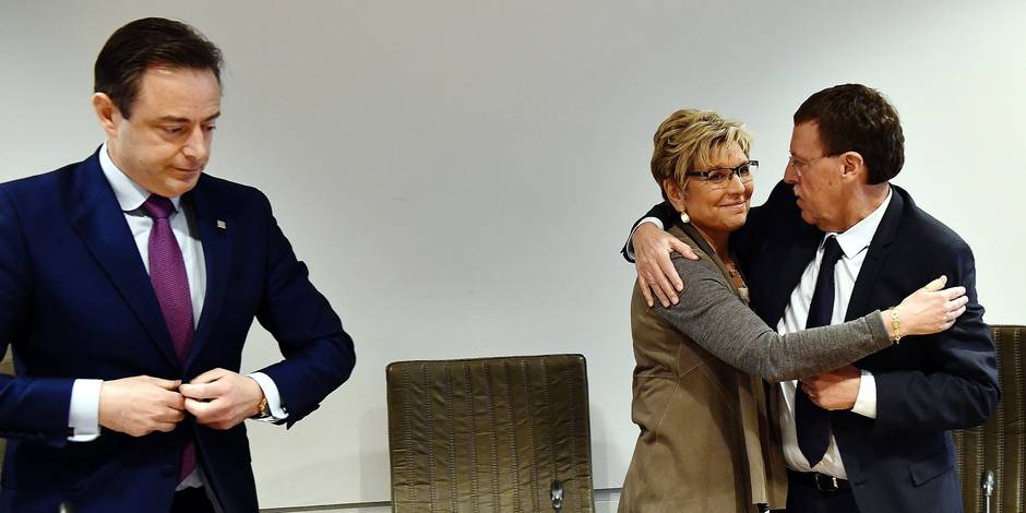 Bracke sauvé, Sleurs exfiltrée: Le coup double de De Wever pour sauver la dignité de la N-VA (ANALYSE) - La Libre