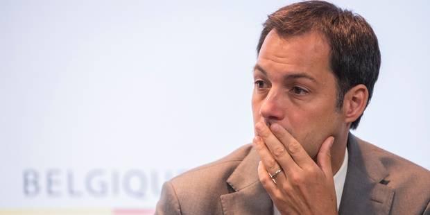 """La baisse de la fréquence de la distribution du courrier """"n'est pas à l'agenda"""", dit De Croo - La Libre"""