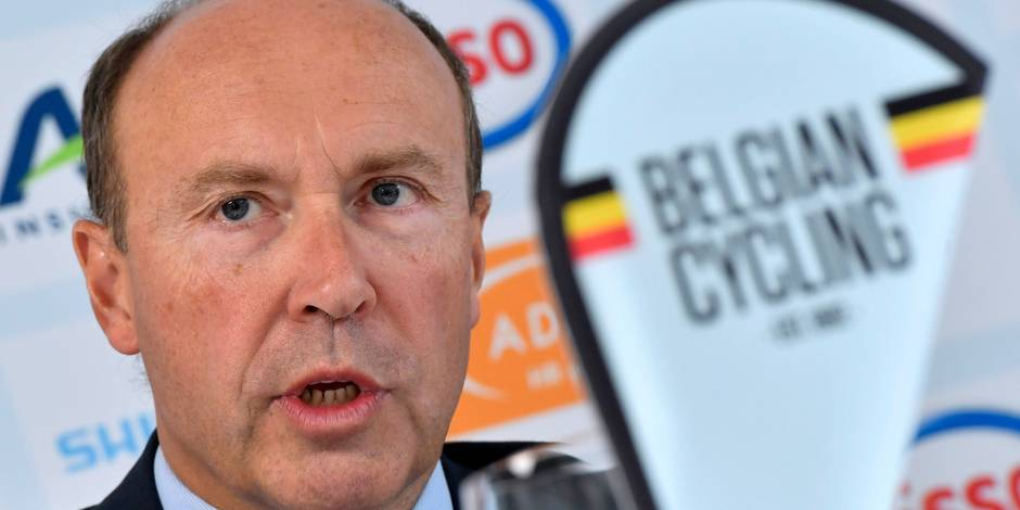 """A la rencontre du président de la Fédération belge de cyclisme: """"La mondialisation n'aura pas raison de la tradition"""" - ..."""