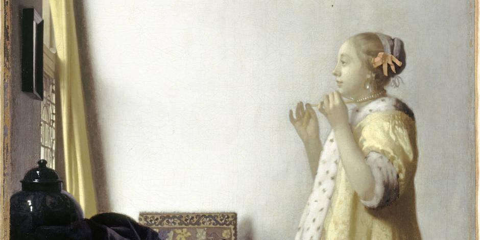 Vermeer, sublime et miraculeux - La Libre
