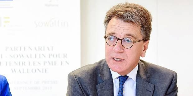 Le mandat de trop pour Jean-Sébastien Belle, l'ex-chef cab' de Marcourt? - La Libre