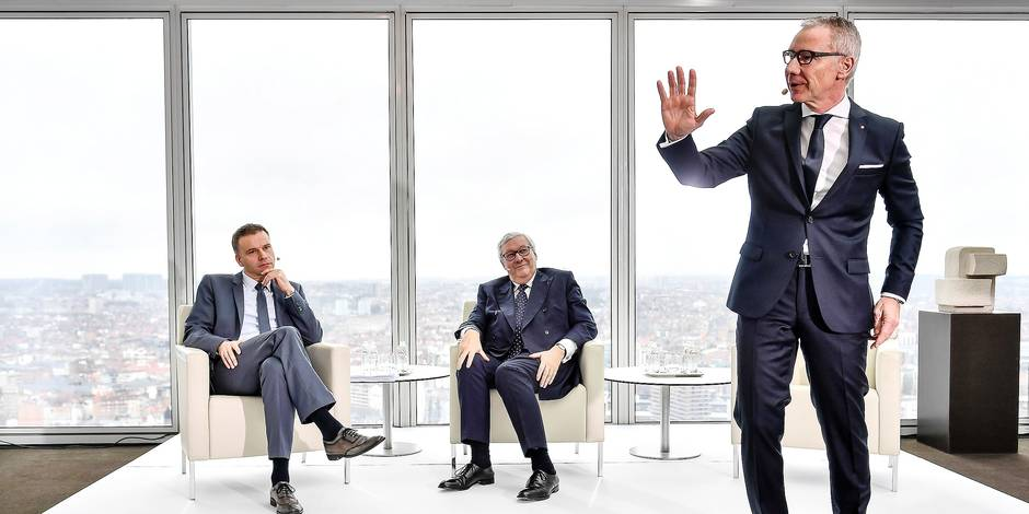 "Les résultats de Belfius ont de quoi ""satisfaire"" l'Etat belge - La Libre"