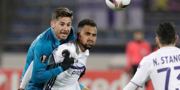 Anderlecht élimine le Zenit et file en 8e au terme d'un match fou! (3-1) - La Libre