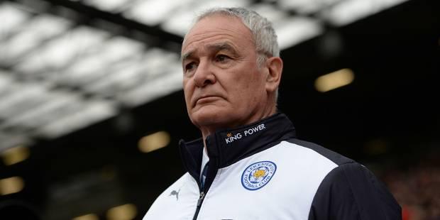 Au bord du précipice, Leicester City vire son entraîneur Claudio Ranieri - La Libre