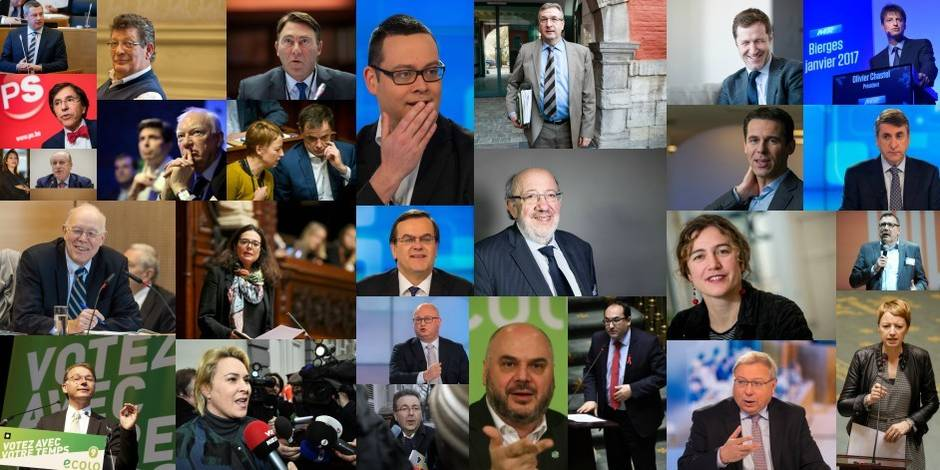 Hamon, Macron, Fillon... Pour qui voteraient les élus belges à l'élection française? Les résultats de notre sondage express