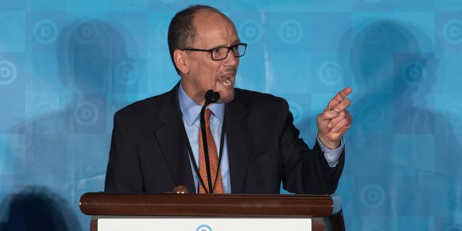 Un proche de Barack Obama prend la tête du parti démocrate
