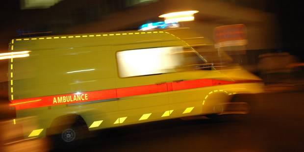 Accident mortel sur la E40 vers la Côte - La Libre