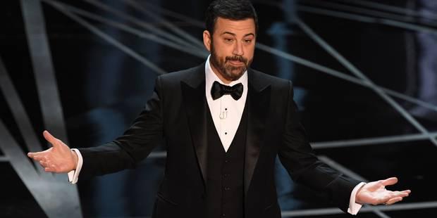 Une cérémonie des Oscars politique et engagée: Kimmel, drôle, a enchaîné les références à Trump (VIDEO) - La Libre