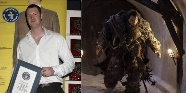 """""""Game of Thrones"""": décès de Neil Fingleton, interprète du géant Mag - La Libre"""