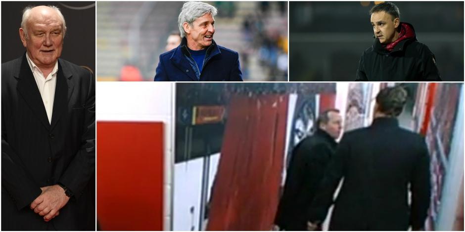 Bruno Venanzi dans le vestiaire à la mi-temps: Qu'en pensent trois anciens coaches? - La Libre