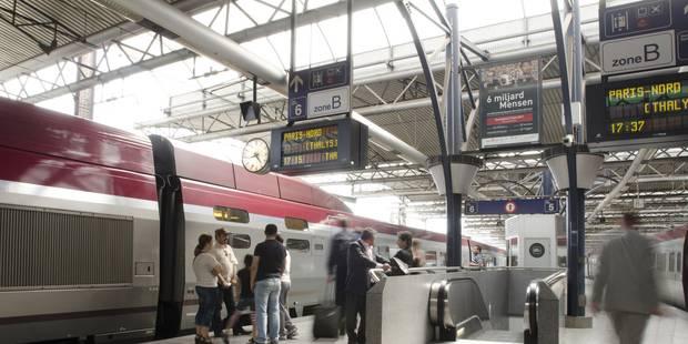 Le plafond de la gare du Midi se délite: un accès au métro fermé jusque fin mars - La Libre