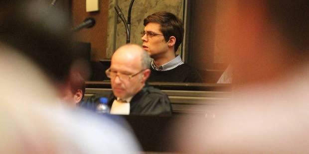 Léopold Storme est sorti de prison - La Libre