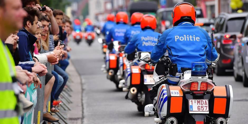 Trop, c'est trop : pour les policiers du terrain, la coupe est pleine (Témoignages) - La Libre