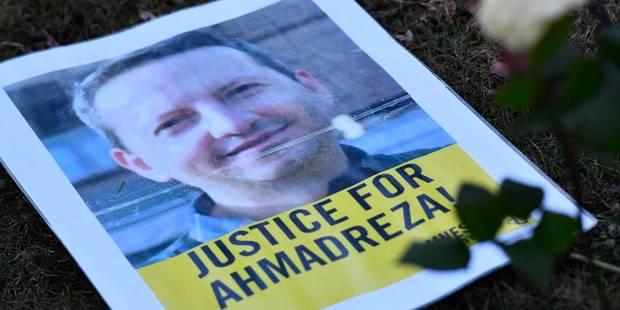 La VUB lance un appel international pour la libération du professeur iranien - La Libre