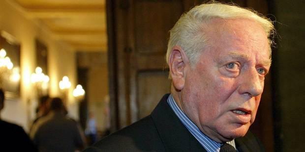 Edouard Close, ancien bourgmestre de Liège, est décédé - La Libre