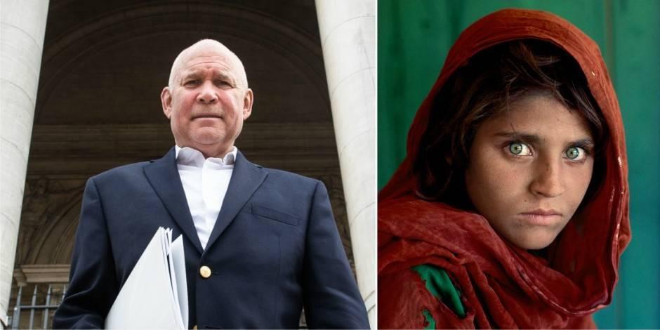"""Steve McCurry: """"Je me félicite que tout le monde ait la possibilité de prendre des photos de presse"""" - La Libre"""