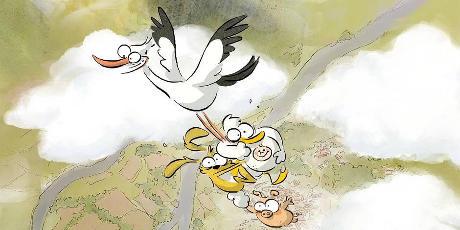 Le cinéma d'animation toujours plus belge - La Libre