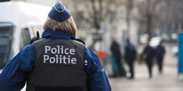 Menace terroriste : vague de perquisitions à Wavre, Nivelles et en région bruxelloise - La Libre