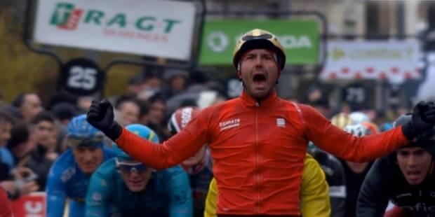 Paris-Nice: Colbrelli remporte la 2e étape, Démare reste leader - La Libre