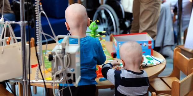 Beaucoup plus d'enfants meurent du cancer que ce qu'on pensait - La Libre
