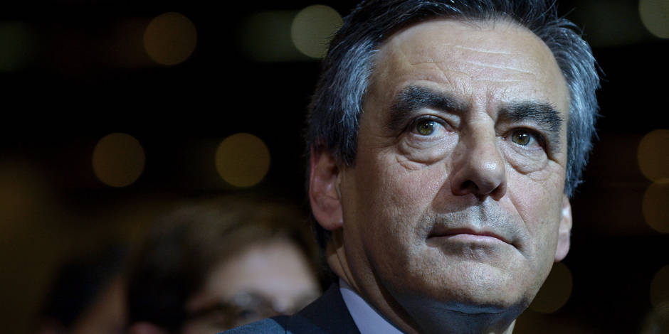 Edito : François Fillon et la fin de la droite - La Libre