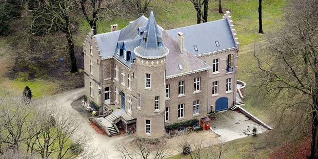 Le château de Wingene, théâtre d'une affaire judiciaire rocambolesque - La Libre