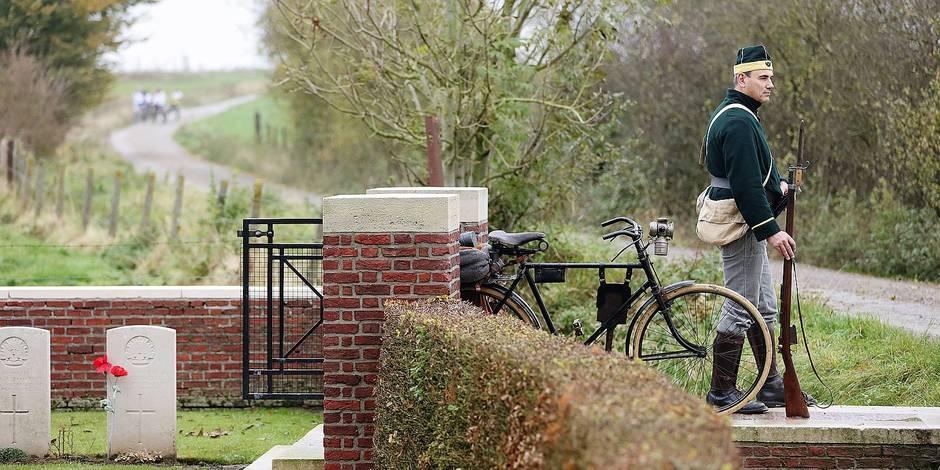 Comines-Warneton: Gand-Wevelgem empruntera les Plugstreets