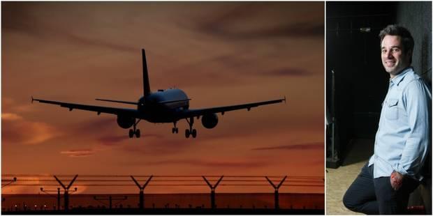 Adrien Devyver : J'ai (beaucoup trop) peur de l'avion - La Libre