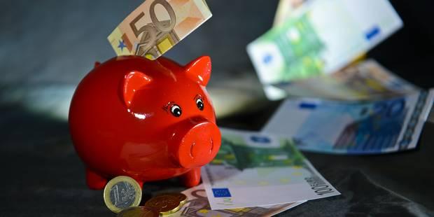 En moyenne, les parents épargnent 39 euros par mois et par enfant - La Libre