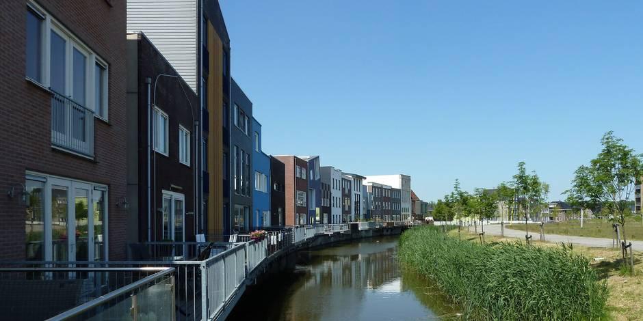 Entre mer et ciel, les Pays-Bas sont un pays de bâtisseurs (PHOTOS et VIDEO)