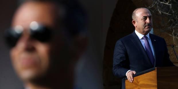 Crise entre la Turquie et les Pays-Bas: le ministre turc en France - La Libre