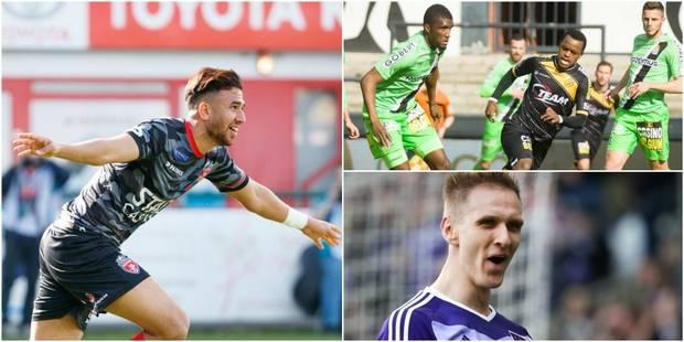 Mouscron reste en D1, Charleroi en PO1, Anderlecht leader - La Libre