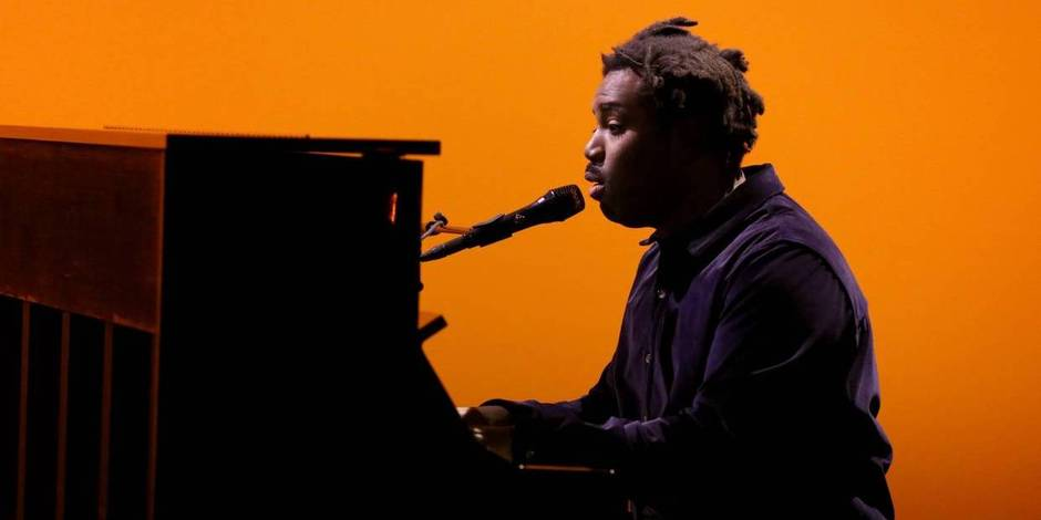 Sampha Sisay, The Voice