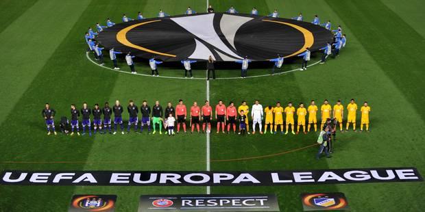 Le pactole que les joueurs d'Anderlecht toucheraient en cas de qualification pour les quarts de la Ligue Europa - La Lib...
