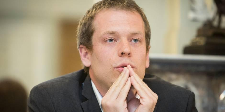 Benoît Pitance met le cap sur la campagne à Verviers - La Libre