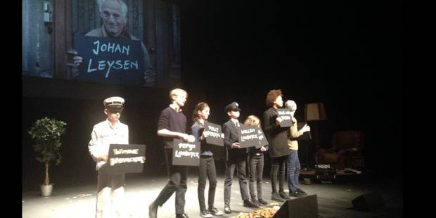 L'affaire Dutroux jouée au théâtre par des enfants dans plusieurs pays d'Europe (PHOTOS) - La Libre