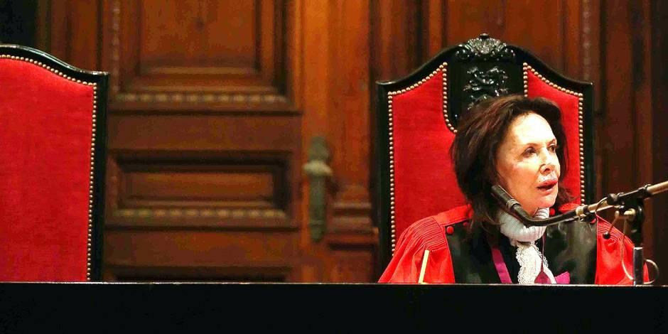 L'affaire Karine Gérard avive la guerre des juges à Bruxelles - La Libre