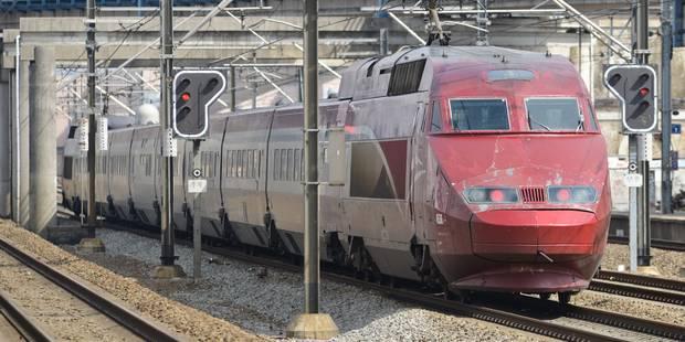 Fausse alerte dans un train Thalys à Bruxelles-Midi - La Libre