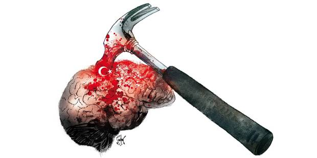 Turquie : De la répression au suicide (OPINION) - La Libre