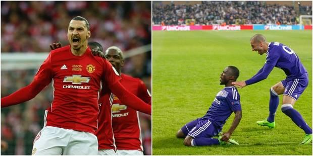 Europa League: Celta Vigo-Genk et Anderlecht-Manchester United en quart - La Libre
