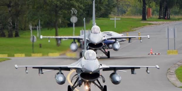 Défense : la Belgique lance l'achat de 34 nouveaux avions de combat - La Libre